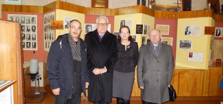Кривденко А.А. и Суравнев Г.И. посетили музей