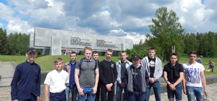 Экскурсия в Хатынь